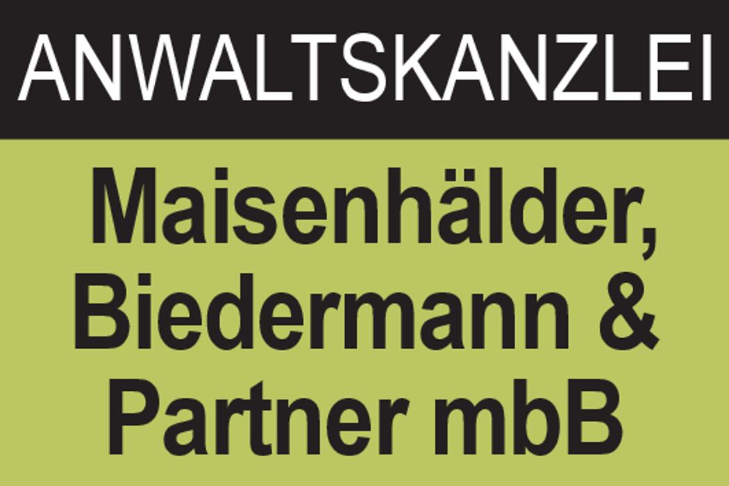 Bild zu Rechtsanwälte Maisenhälder, Biedermann & Partner mbB in Mindelheim