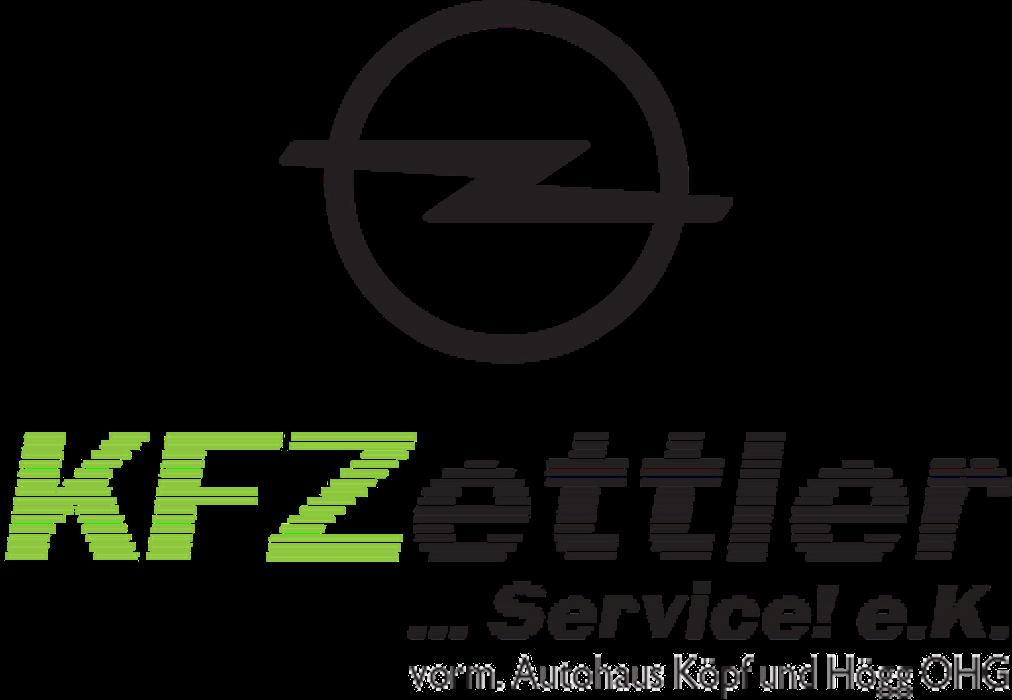 Logo von KFZettler ...Service! e.K.