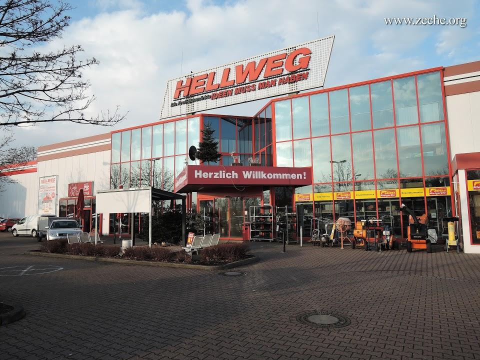 HELLWEG - Die Profi-Baumärkte Bochum-Hofstede