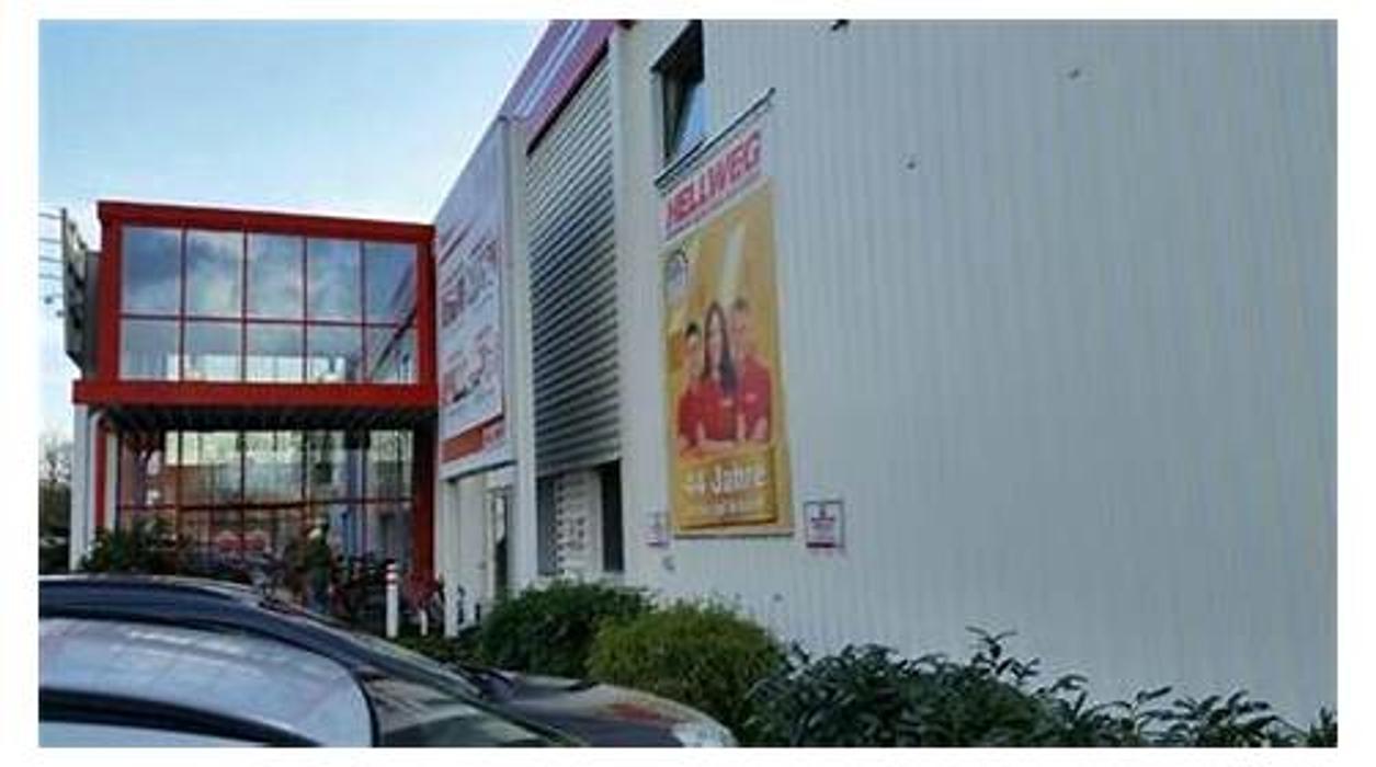 HELLWEG - Die Profi-Baumärkte Münster-Gievenbeck, Roxeler Straße in Münster