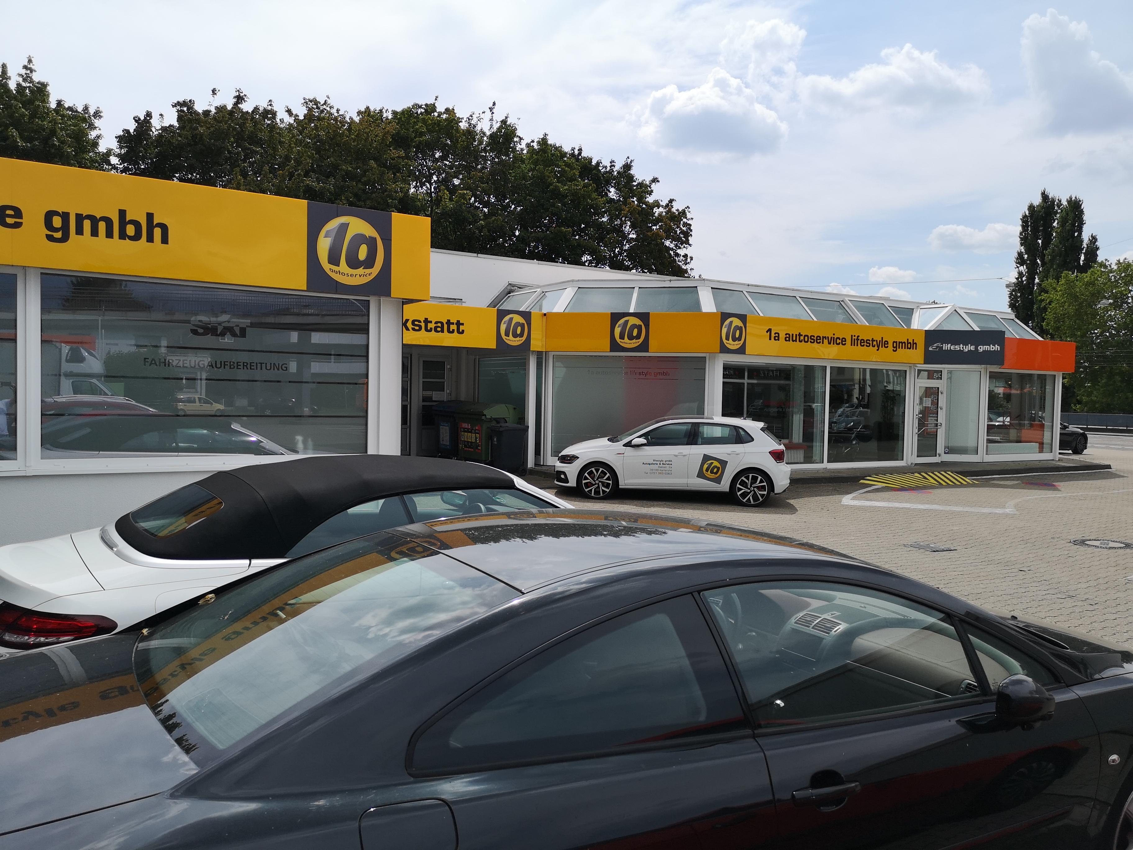 lifestyle GmbH Autogalerie & Service