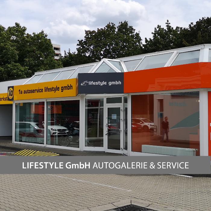 Bild zu lifestyle GmbH Autogalerie & Service in Karlsruhe