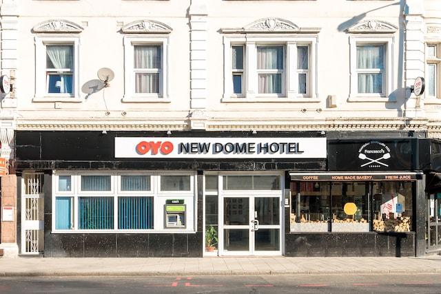 OYO New Dome Hotel - London, London SE5 8TR - 020 8089 3524 | ShowMeLocal.com