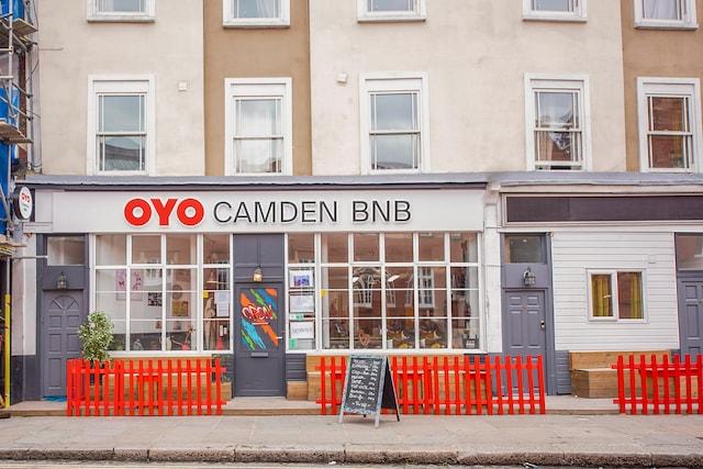 OYO Camden BnB Hotel - London, London NW5 3DX - 020 8089 3524 | ShowMeLocal.com