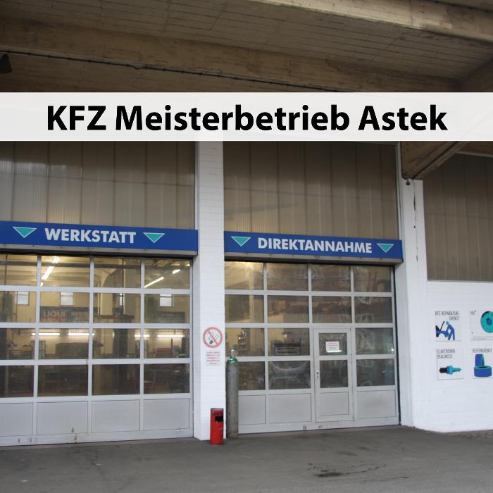 Bild zu KFZ Meisterbetrieb Astek in Braunschweig