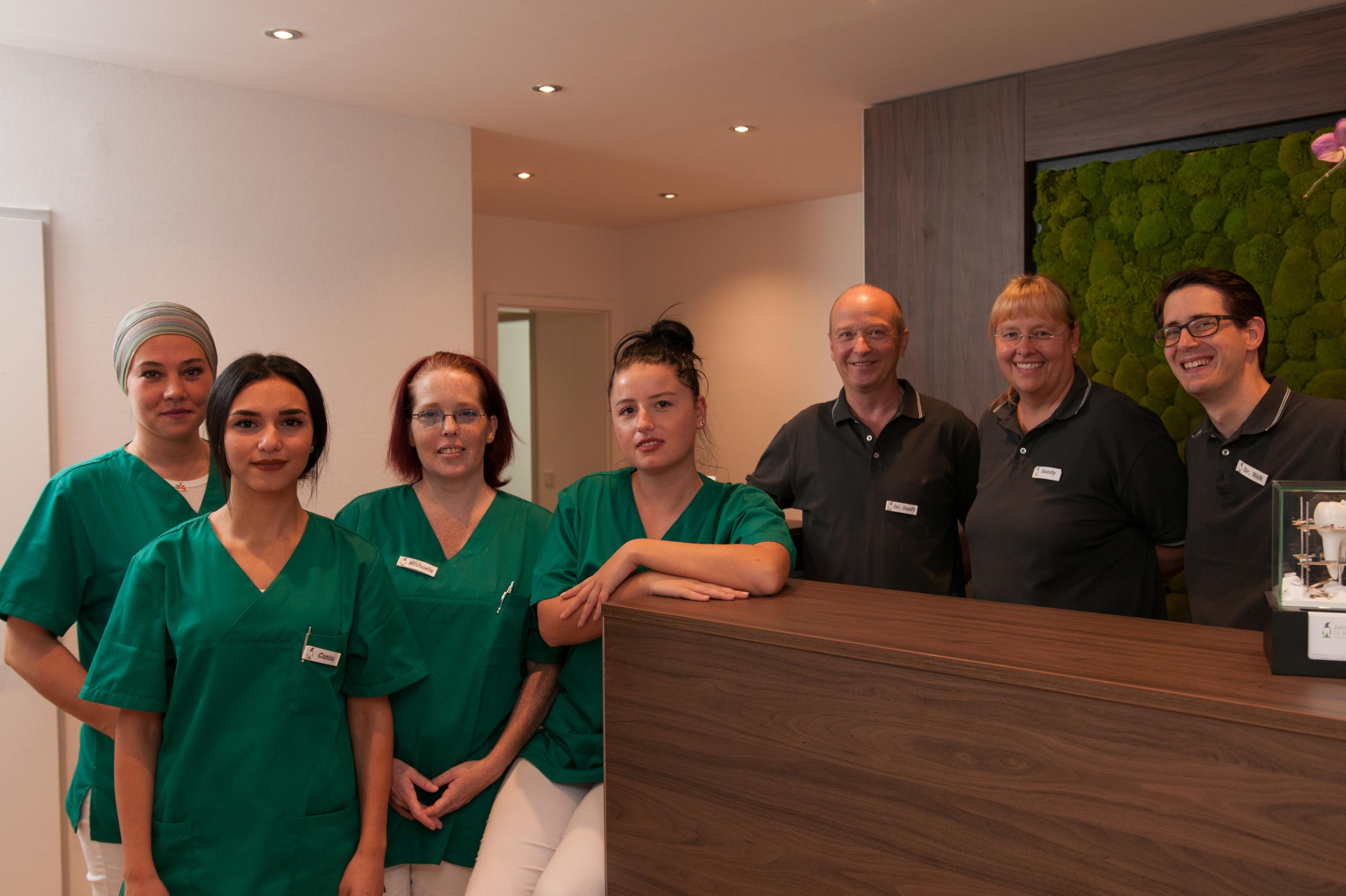 Praxis für moderne Zahnmedizin Dr. Bernhard Rick