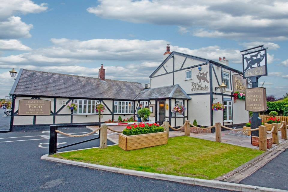 The Fox and Hounds - Crewe, Cheshire CW4 7LW - 01606 841180 | ShowMeLocal.com