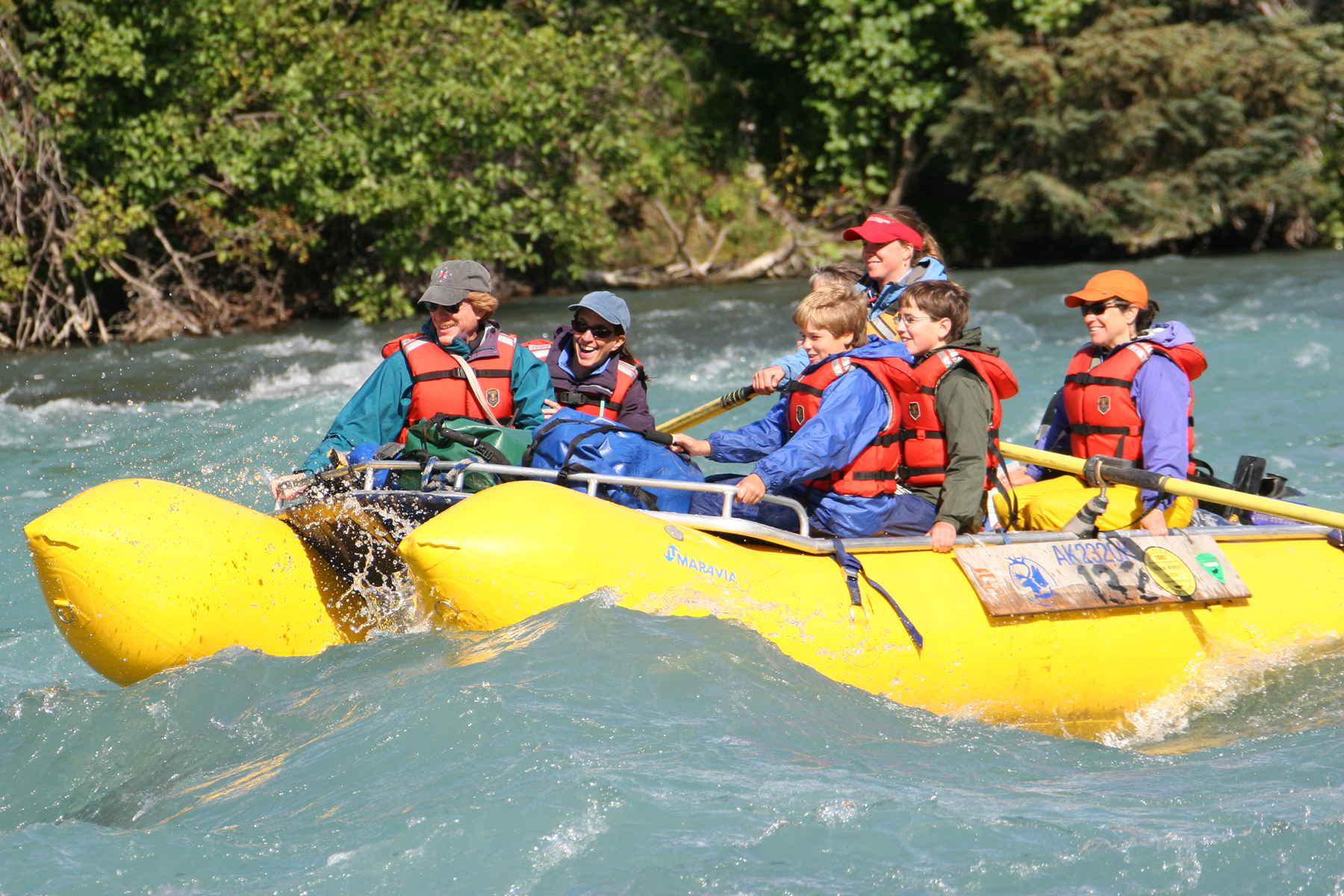 Kenai Riverside Lodge - Alaska Wildland Adventures
