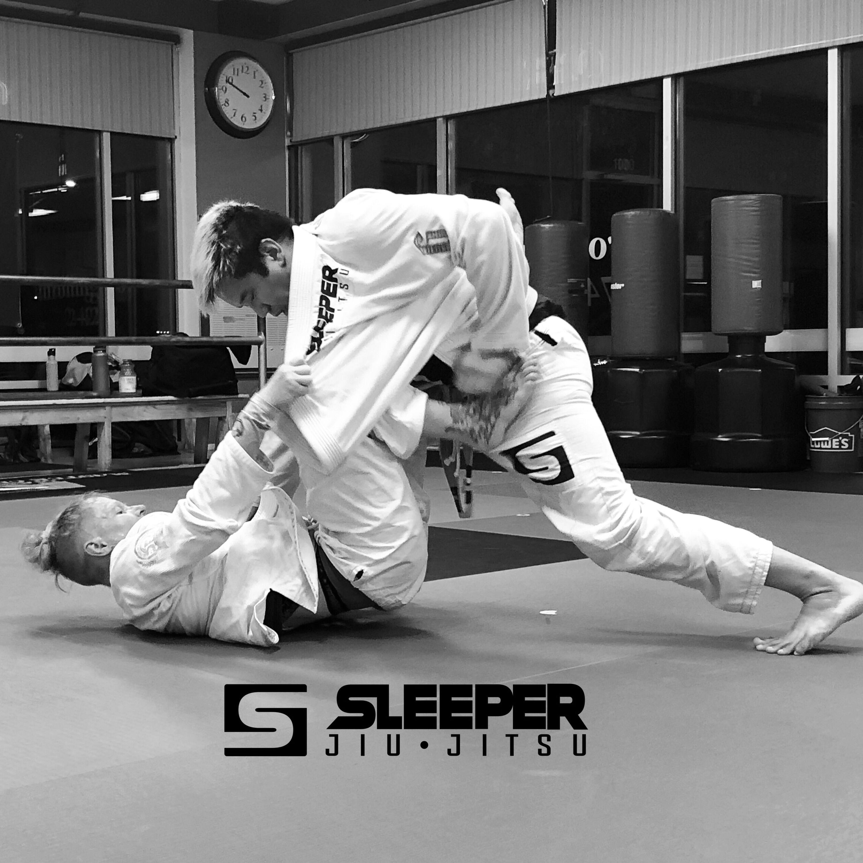 Sleeper Jiu Jitsu