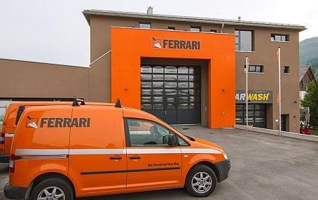 FERRARI Umbau und Renovationen AG