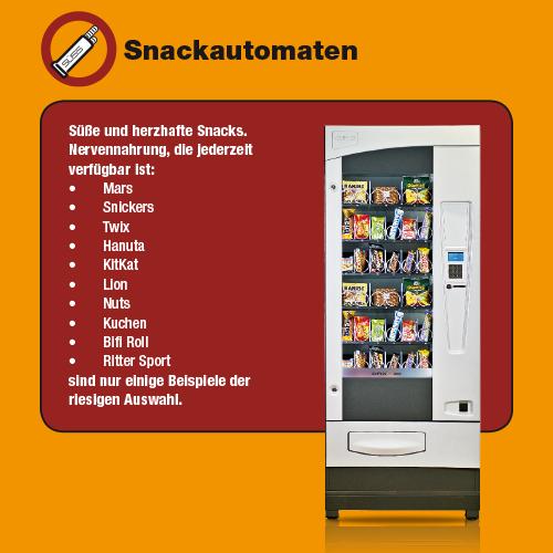 Das kleine Picknick / Automaten kostenlos
