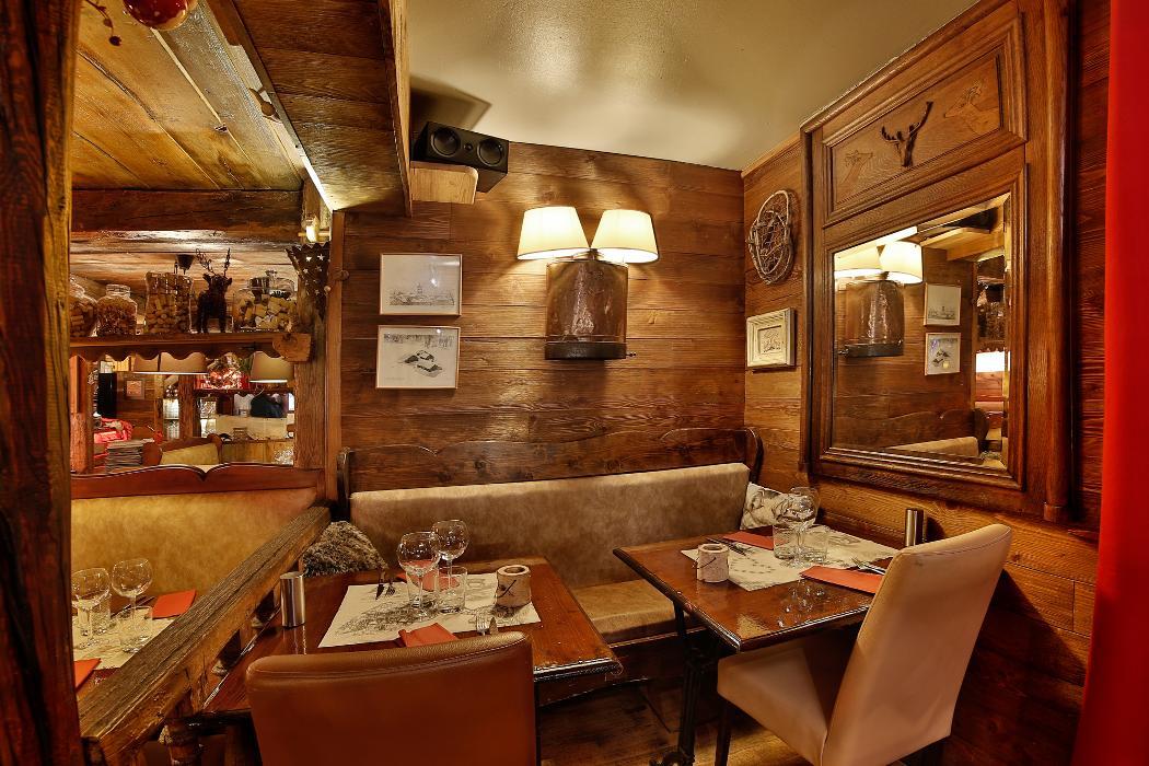 Restaurant Le loup blanc