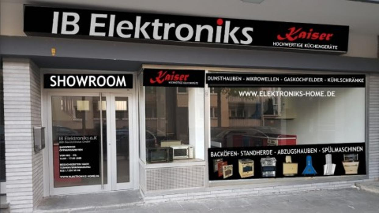 IB-elektroniks e.K., Gremberger Straße in Köln