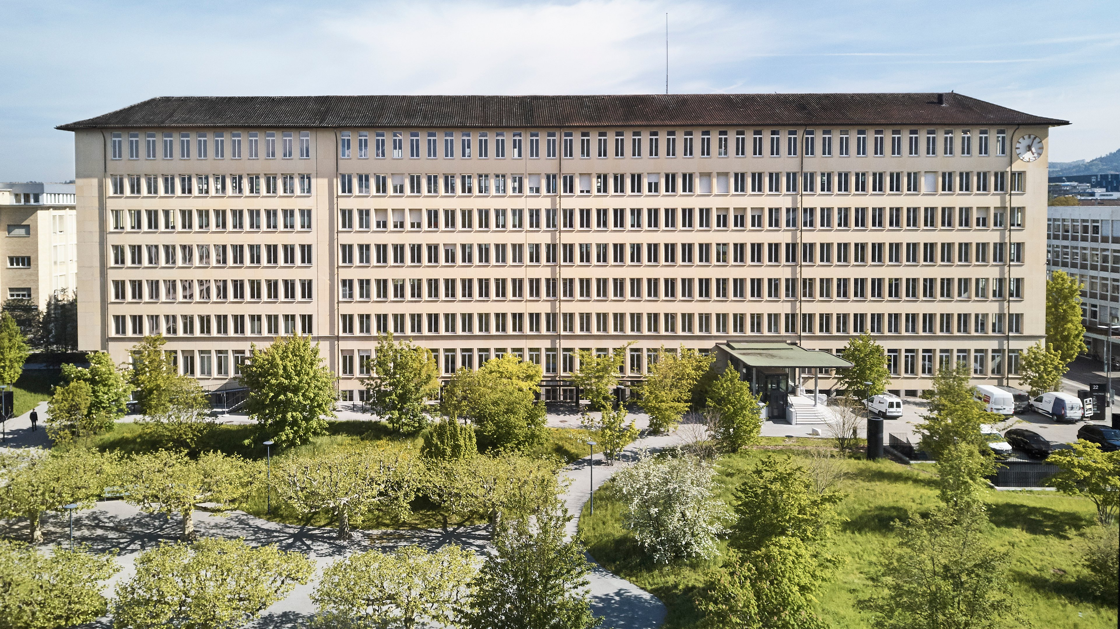 Stadtverwaltung Zug
