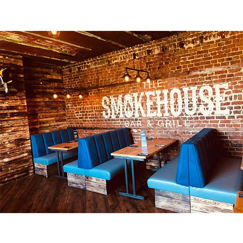 The Smokehouse Bar & Grill - Ormesby Saint Margaret, Norfolk NR29 3QG - 01493 731877 | ShowMeLocal.com