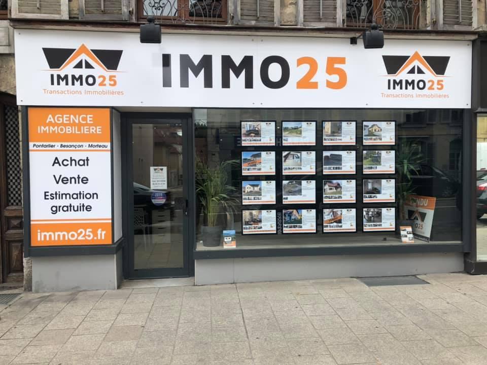 Agence immobilière Pontarlier IMMO 25