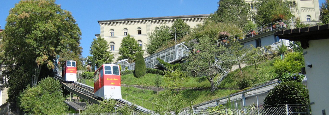 Drahtseilbahn Marzili-Stadt Bern AG