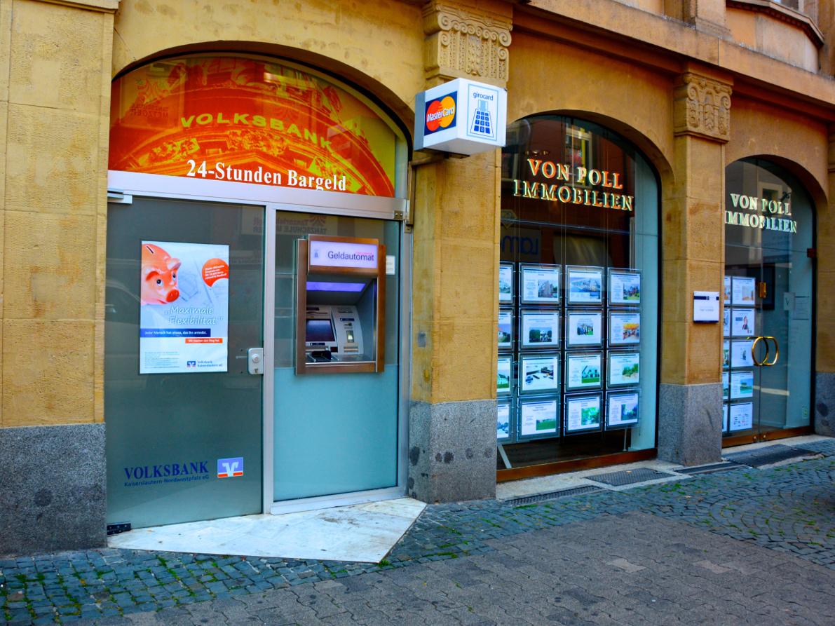 Voba Kaiserslautern, GAA-Stelle Marktstraße