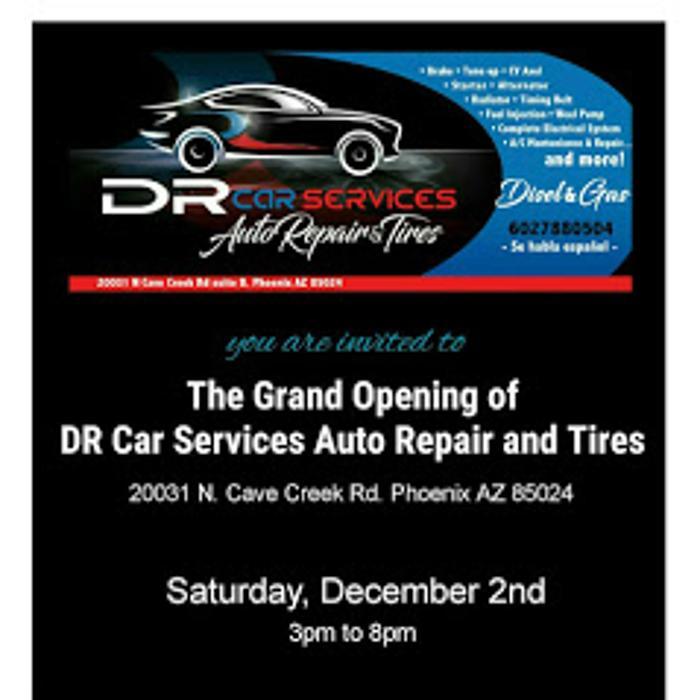 Dr. Car Services Auto Repair & Tires - Phoenix, AZ