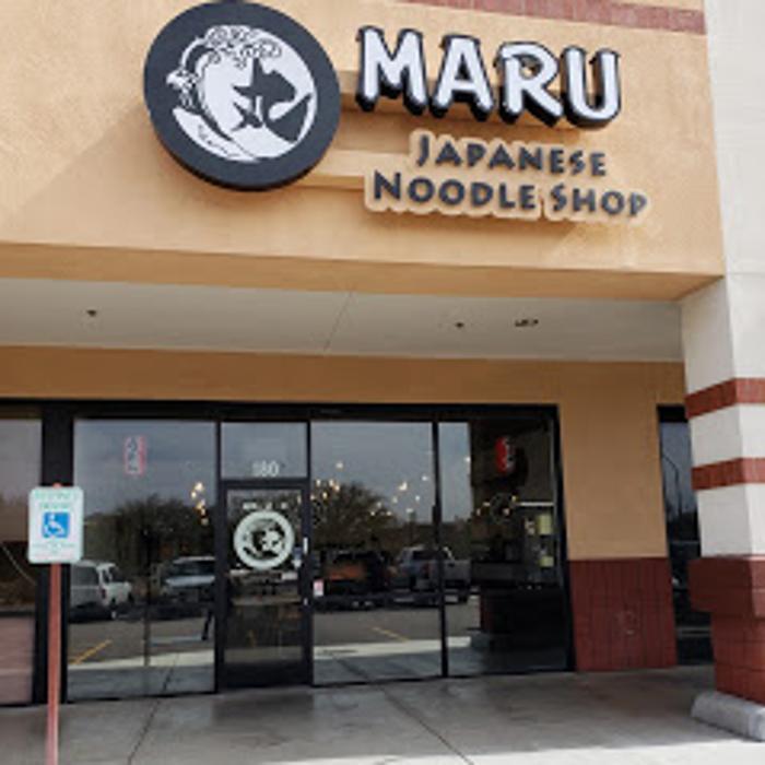 Maru Japanese Noodle Shop - Tucson, AZ