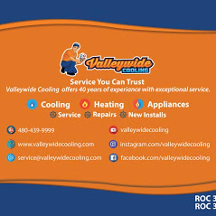 Valleywide Cooling - Gilbert, AZ