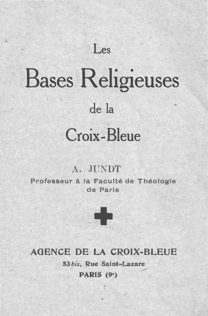 Eglise de la croix-bleue locloise