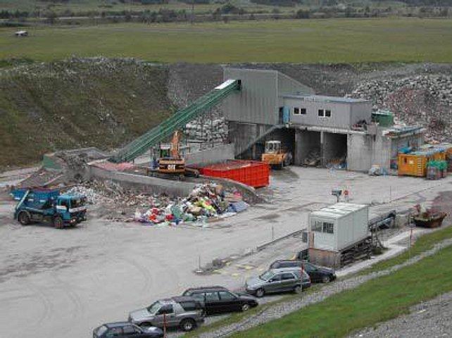Bernina Recycling AG