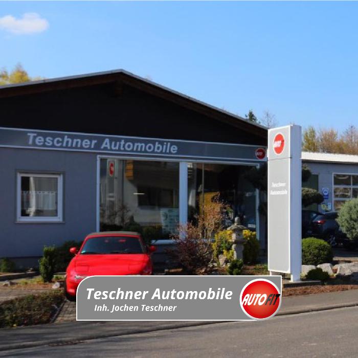 Bild zu Teschner Automobile Inhaber Jochen Teschner in Schöllkrippen