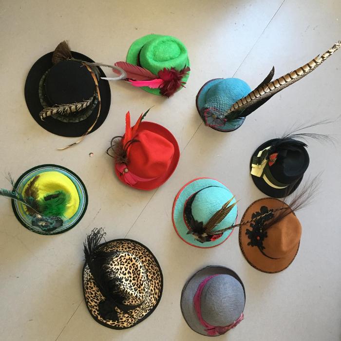 Bild zu Hutlinde - Atelier für individuelles Hutdesign in Karlsruhe