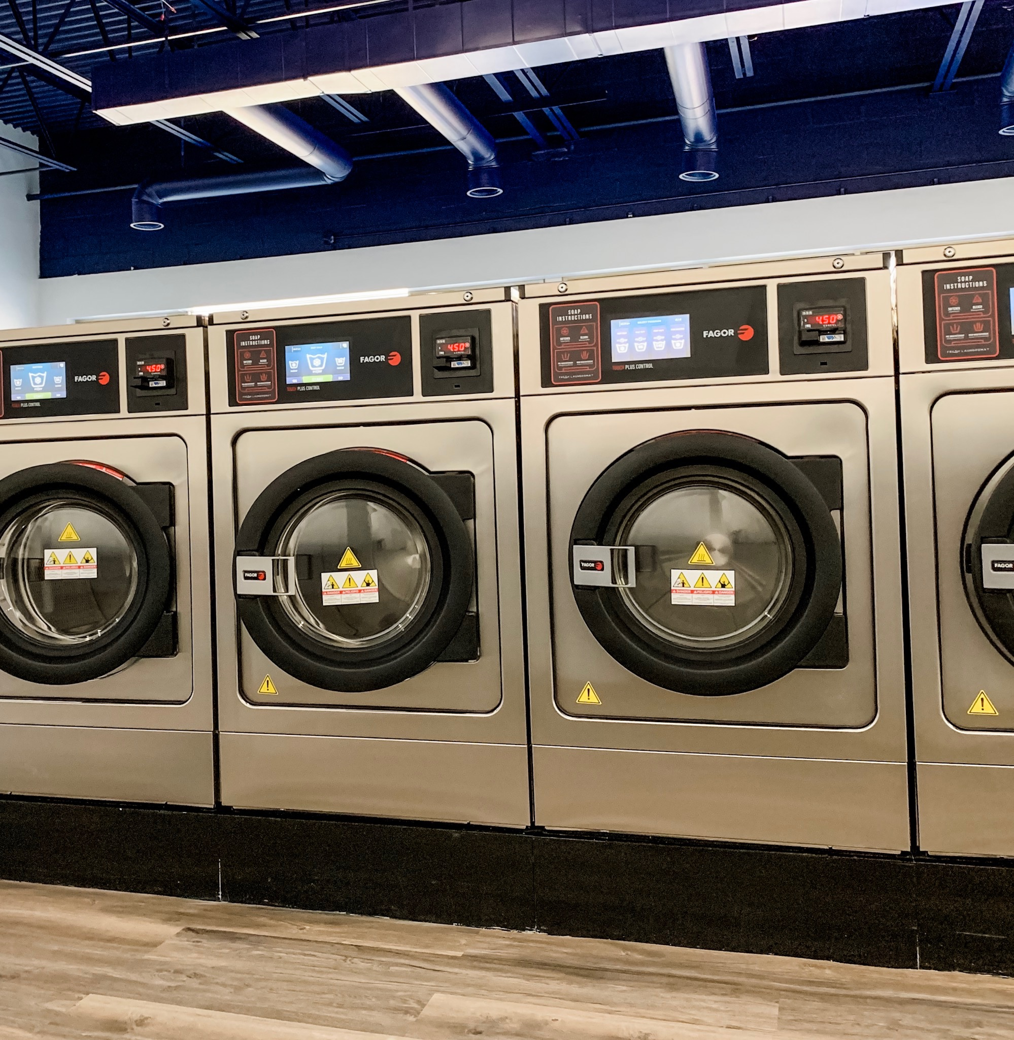 Fresh Laundromat