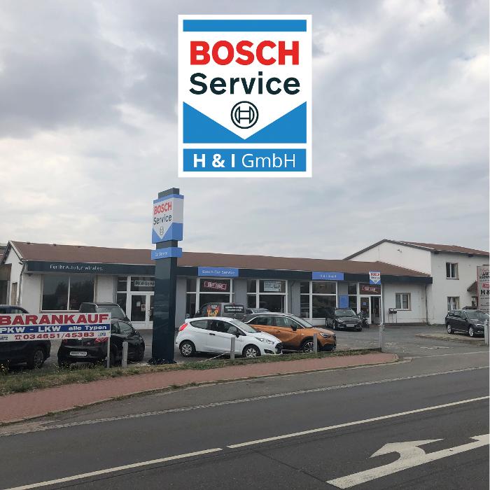 Bild zu Handels- und Instandsetzungs GmbH in Berga bei Rossla