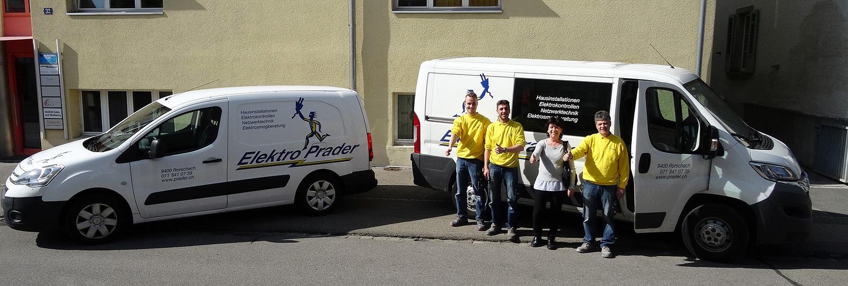 Elektro Prader AG