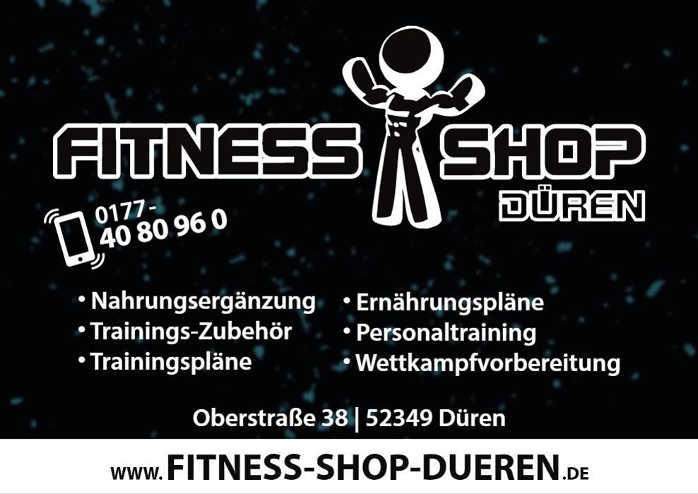Bild zu Fitness-Shop-Düren in Düren