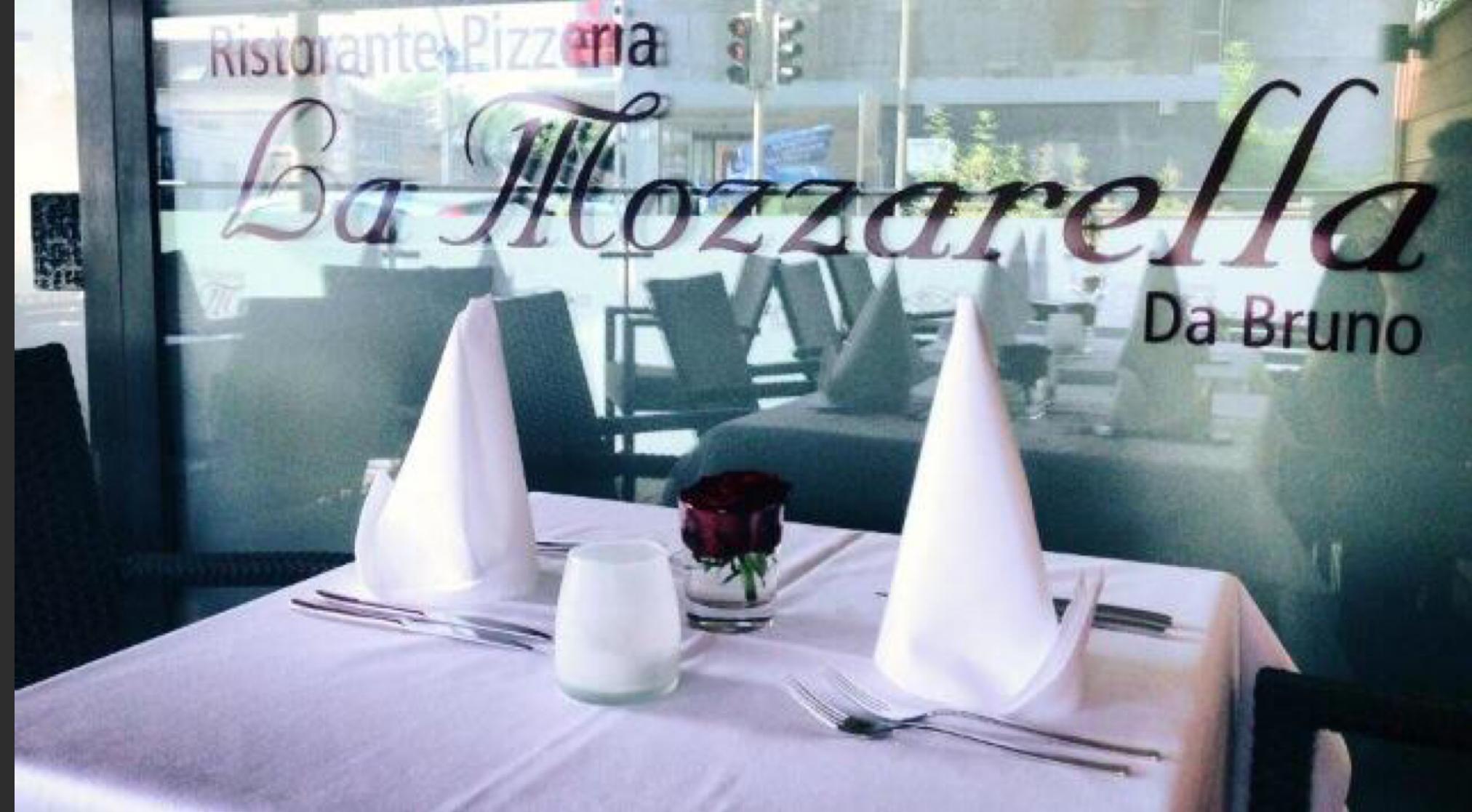 Ristorante-Pizzeria La Mozzarella da Bruno