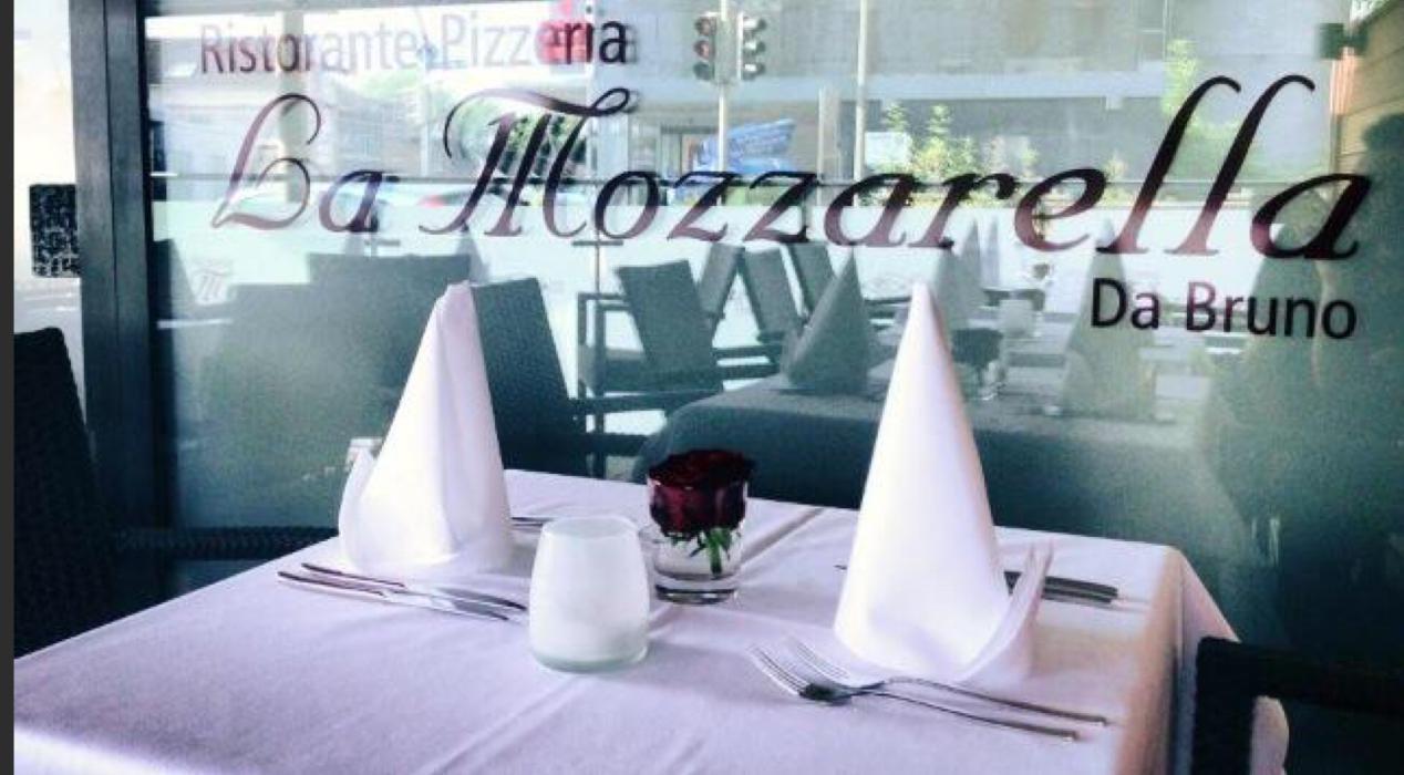 Bild zu Ristorante-Pizzeria La Mozzarella da Bruno in Dortmund