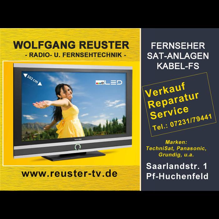 Bild zu Wolfgang Reuster Radio- und Fernsehtechnik in Pforzheim