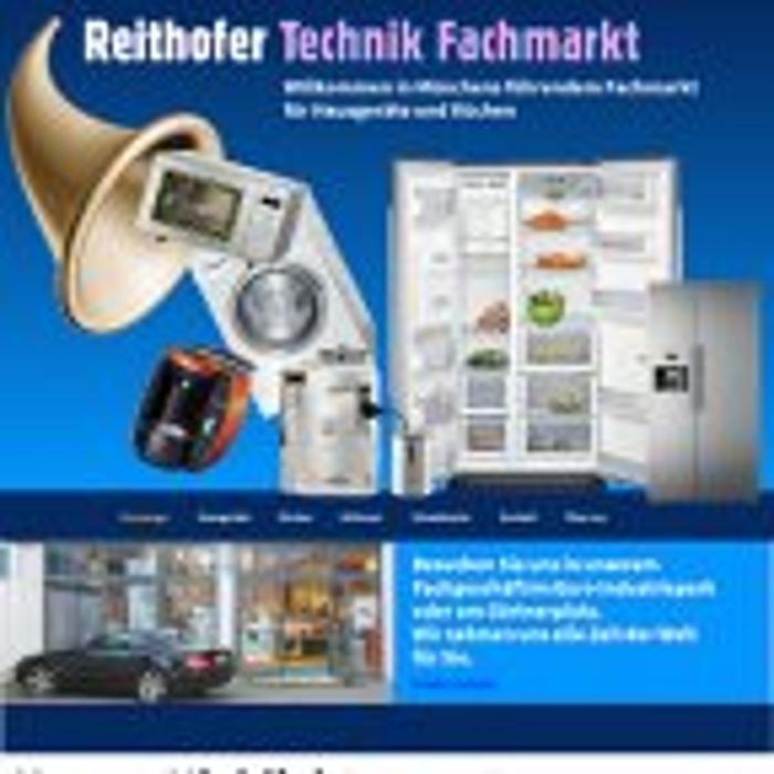 Reithofer Technik-Fachmarkt GmbH Elektro und Küchen