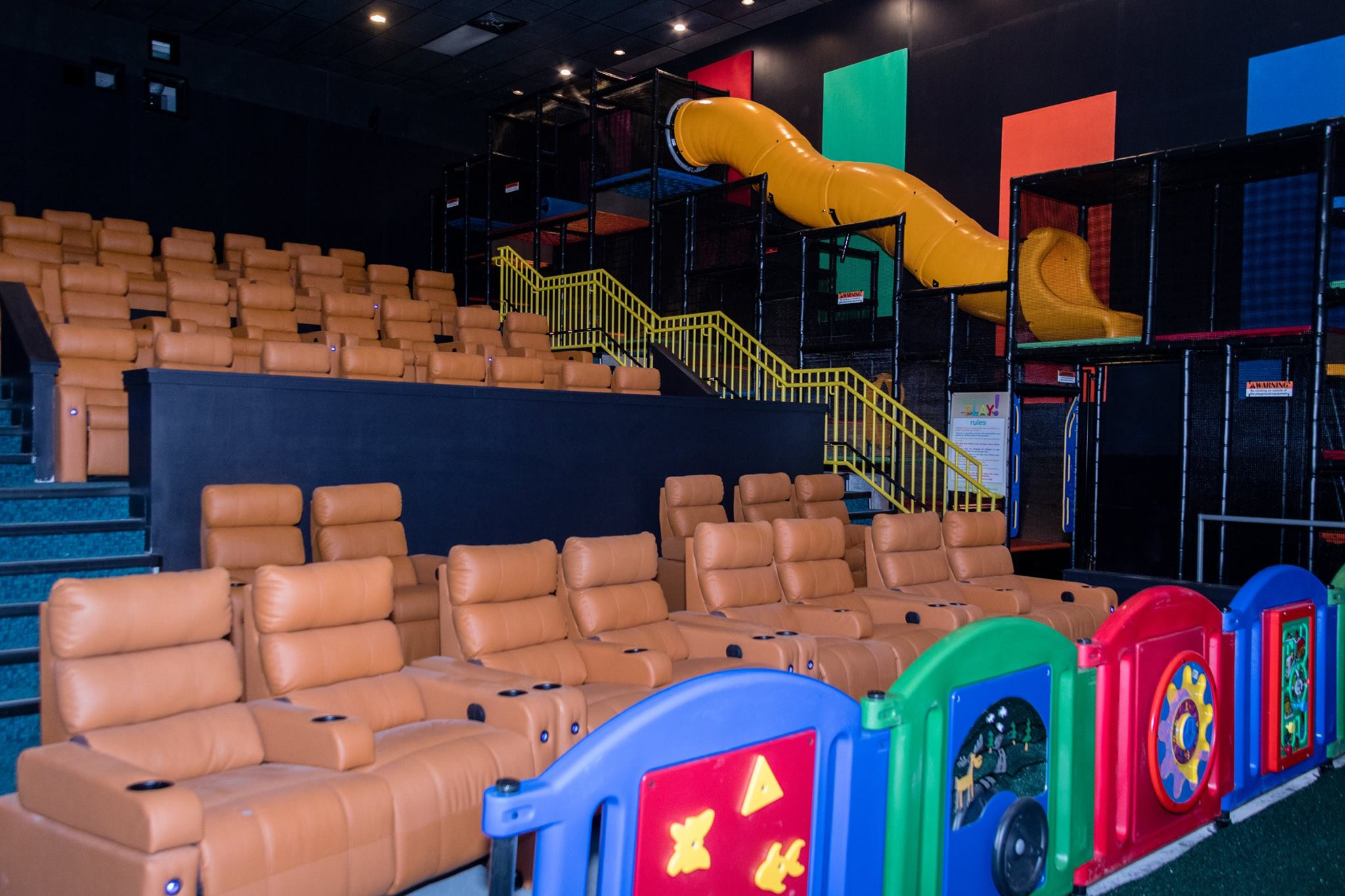 B&B Theatres Liberty Cinema 12
