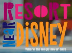 Resort Near Disney