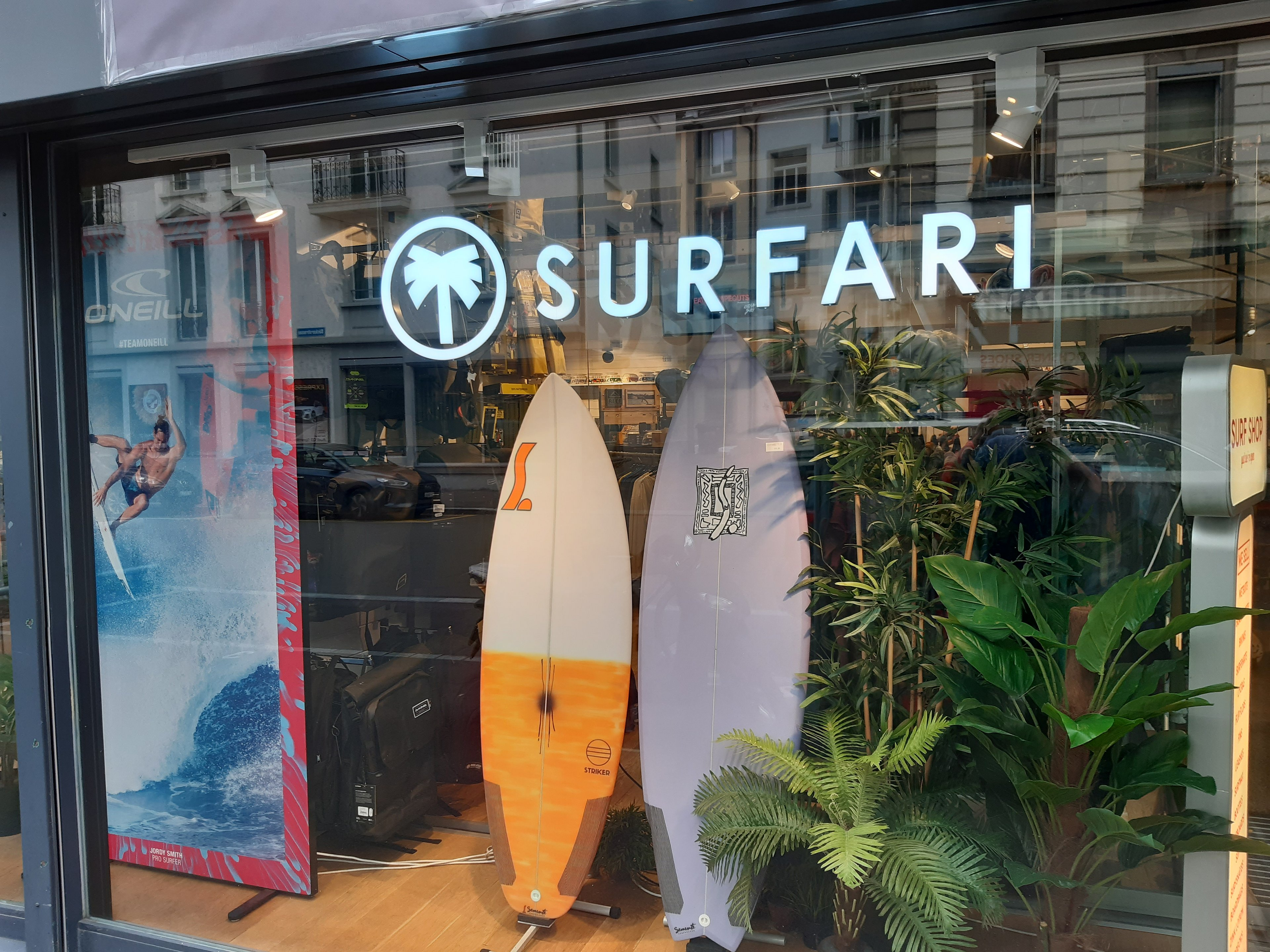 Surfari Surf Shop