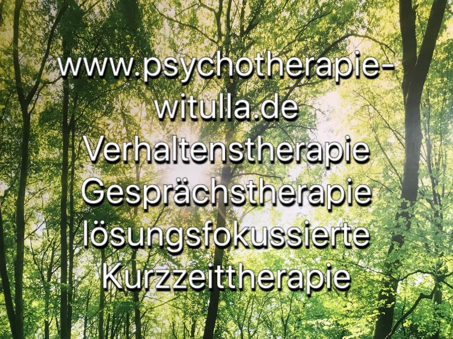 Bild zu Heilpraktikerin für Psychotherapie Sandra Witulla in Warstein
