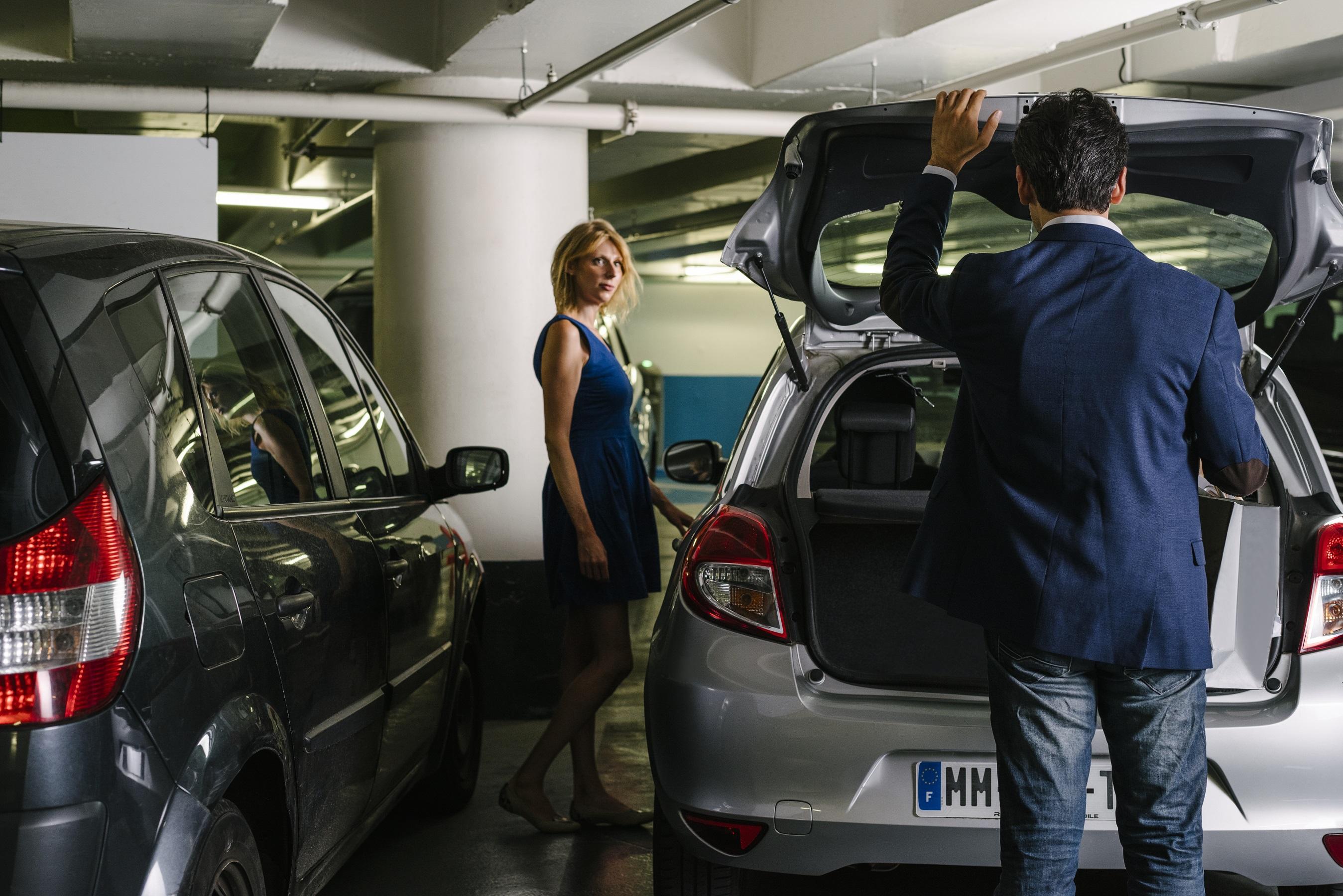 Parking Indigo Vannes République