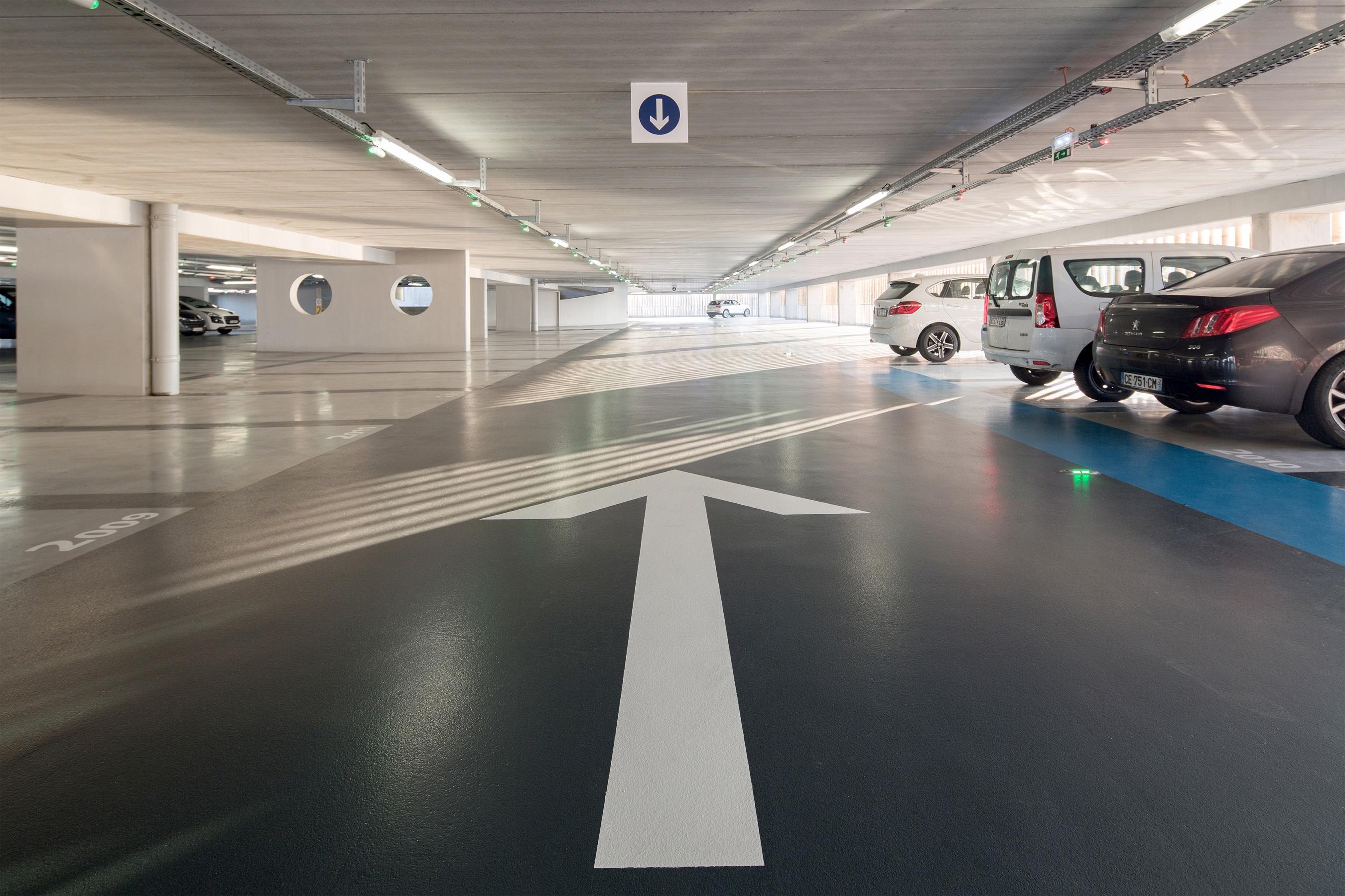 Parking Indigo Toulouse Place De L'Europe