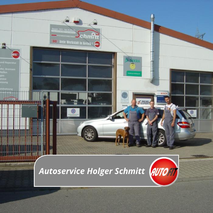 Bild zu Autoservice Holger Schmitt in Ketsch am Rhein