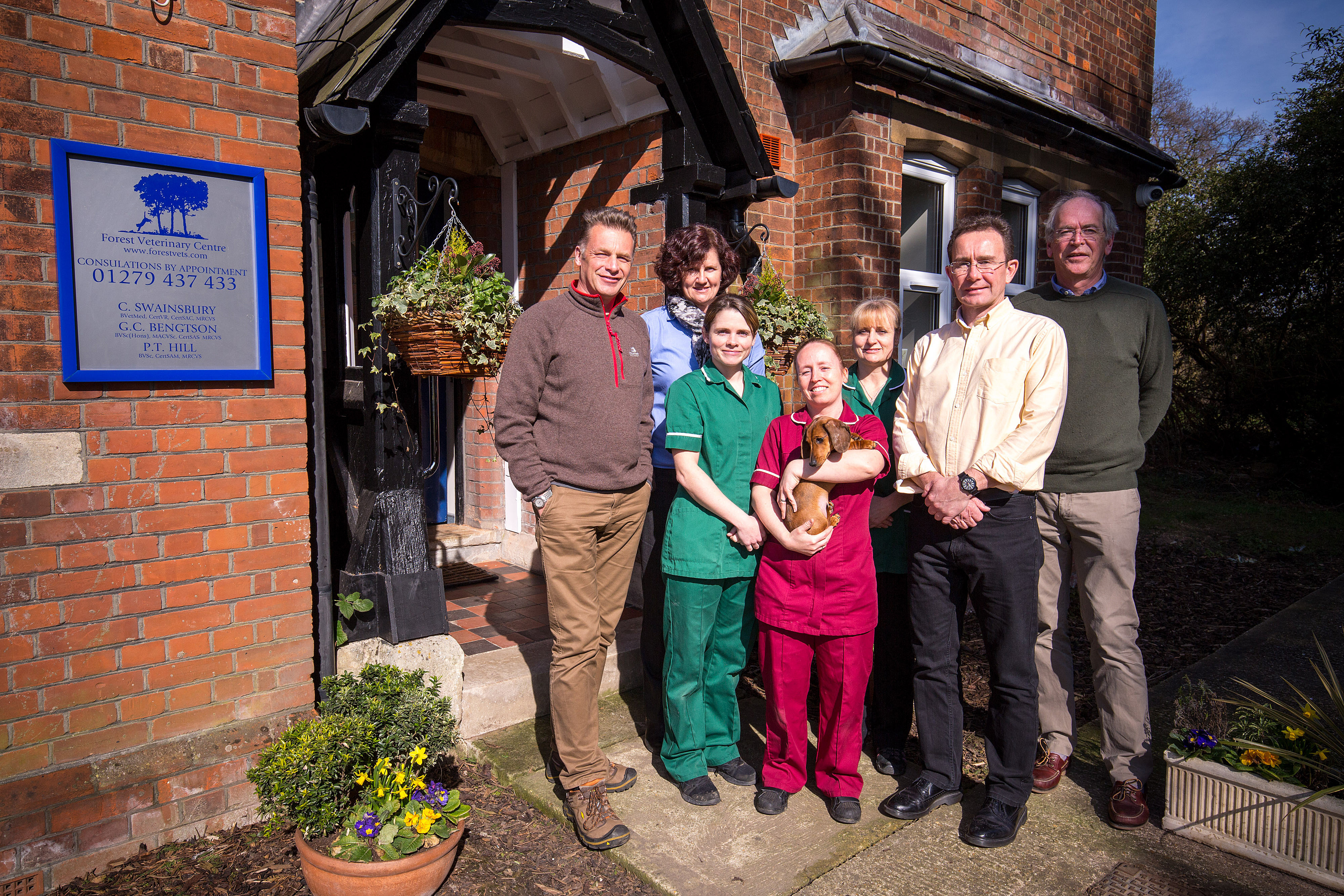 Forest Veterinary Centre, Harlow