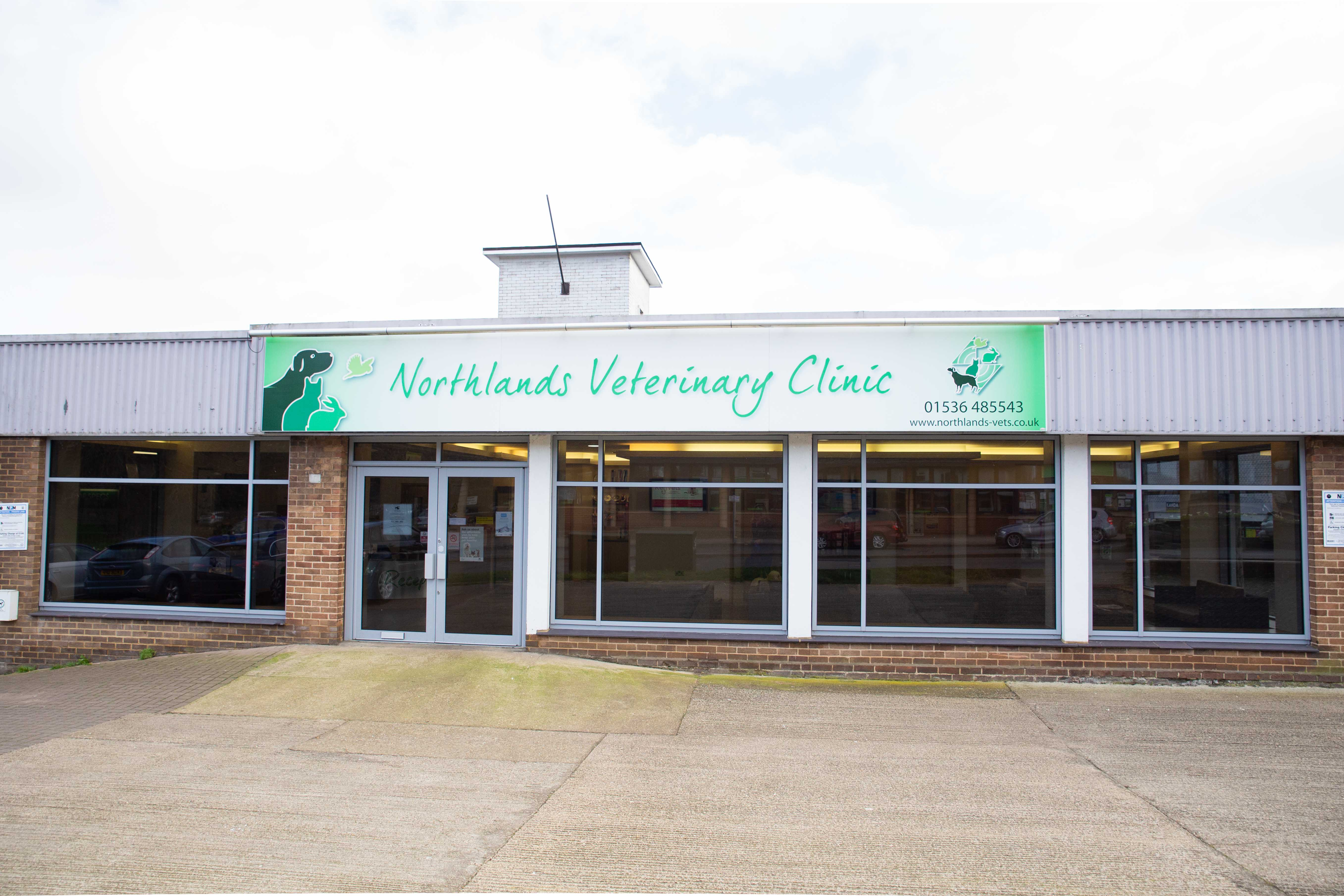 Northlands Veterinary Group, Corby Corby 01536 485543