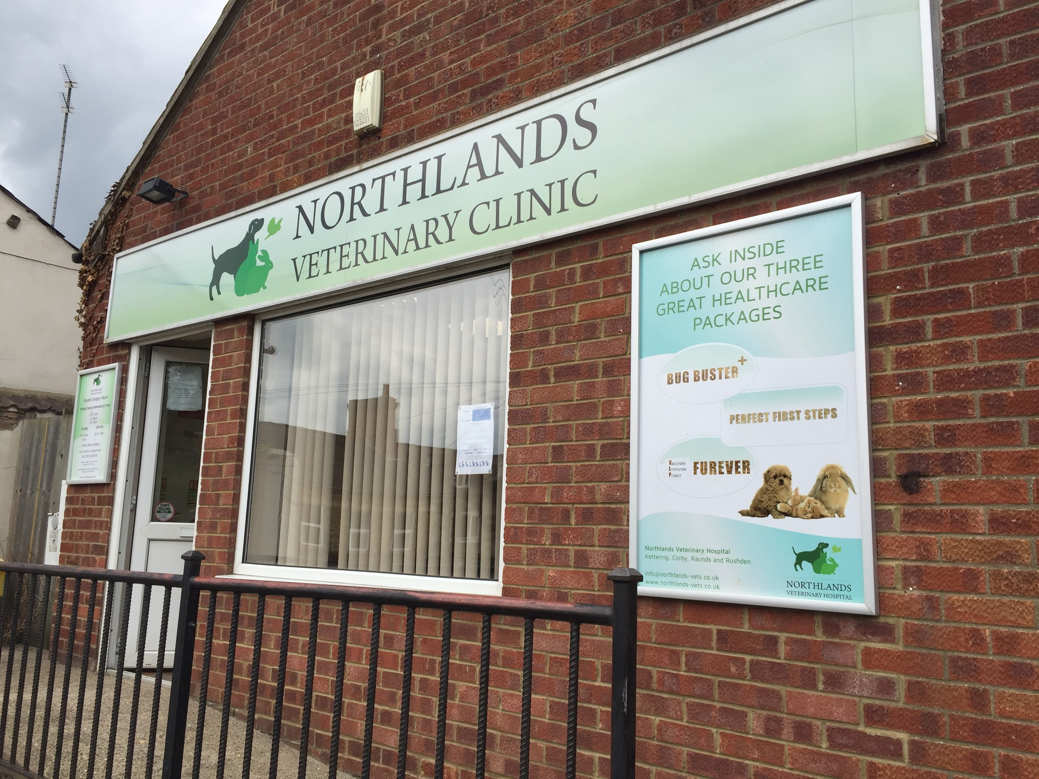 Northlands Veterinary Group, Raunds - Raunds, Northamptonshire NN9 6NN - 01536 485543 | ShowMeLocal.com