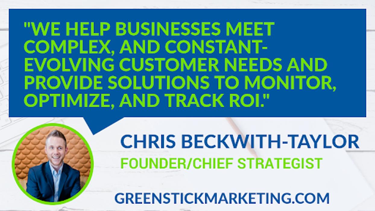 Green Stick Marketing - Mc Grady, NC