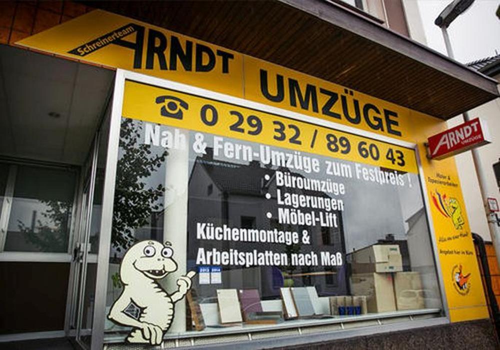 Arndt Umzug & Logistik GmbH
