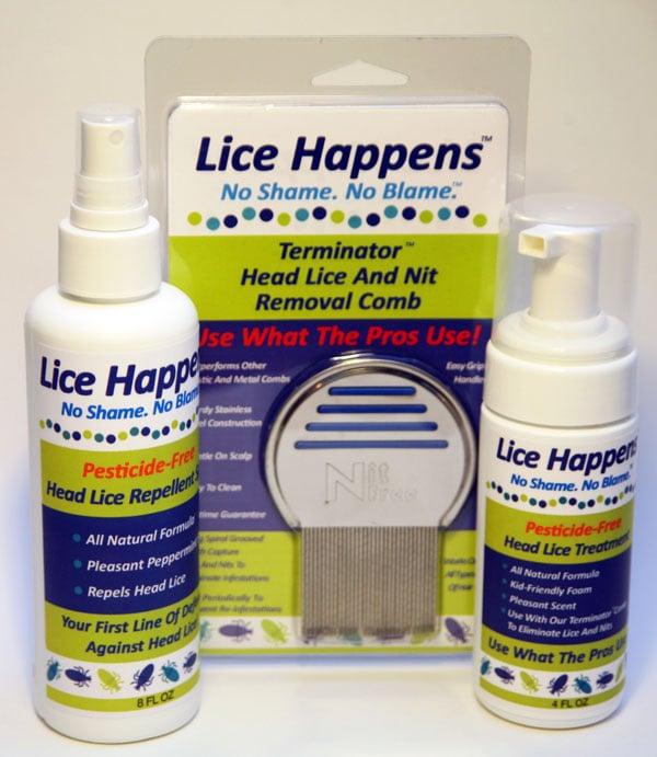 Lice Happens